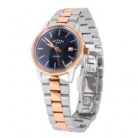 Rotary - Stainless Steel/Tungsten Quartz Watch