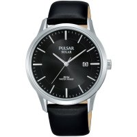 Pulsar - Stainless Steel/Tungsten Quartz Watch