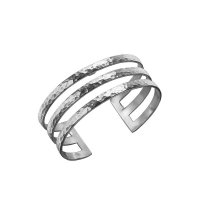 Dower and Hall - Nomad, Sterling Silver Triple Bar Cuff