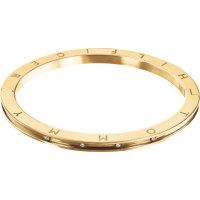 Tommy Hilfiger - Swarovski Crystal Set, Yellow Gold Plated - Stainless Steel/Tungsten - Bracelet