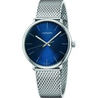 Calvin Klein - Stainless Steel Watch with Mesh Strap