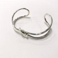 Tianguis Jackson - Sterling Silver Knot Bangle