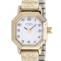 Rotary - Yellow Gold Plated Watch