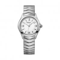 Ebel - Wave, Stainless Steel/Tungsten Quartz Watch