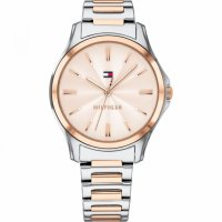 Tommy Hilfiger - Stainless Steel Two Tone Watch