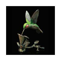 Richard Cooper - Bronze Hummingbird - 971
