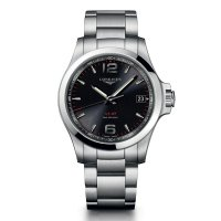 Longines - Conquest, Stainless Steel VHP Watch