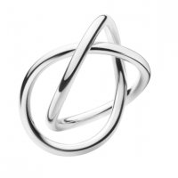 Georg Jensen - Alliance, Sterling Silver - Ring, Size 48