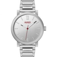 Hugo by Hugo Boss - Rase, Stainless Steel Quartz Watch