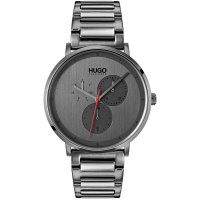 Hugo by Hugo Boss - Guide, Stainless Steel Quartz Watch