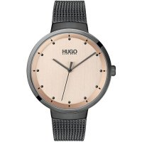 Hugo by Hugo Boss - Go, Stainless Steel Quartz Watch