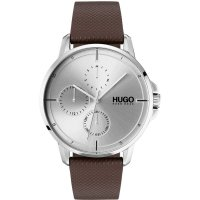 Hugo by Hugo Boss - Focus, Stainless Steel Quartz Watch
