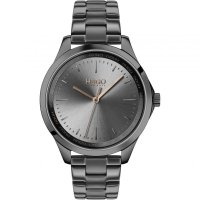 Hugo Boss - Fearless, Stainless Steel/Tungsten Quartz Watch