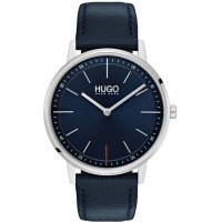 Hugo Boss - Exist, Stainless Steel/Tungsten Quartz Watch