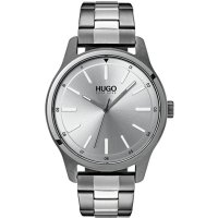Hugo by Hugo Boss - Dare, Stainless Steel Quartz Watch