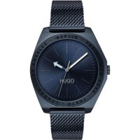 Hugo by Hugo Boss - ACT, Stainless Steel Quartz Watch