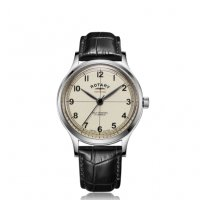 Rotary - Limited Edition Heritage Stainless Steel Watch