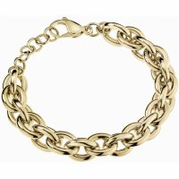 Calvin Klein - Yellow Gold Plated Gold Bracelet