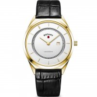 Rotary - Poppy , Yellow Gold Plated Limited Edition Watch