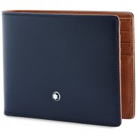 Mont Blanc - Leather Collection, Leather Wallet