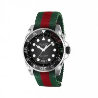 Gucci - Dive, Stainless Steel Watch