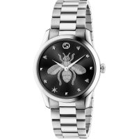 Gucci - G-Timeless, Stainless Steel Bee Watch