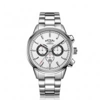 Rotary - Cambridge, Stainless Steel Quartz Watch