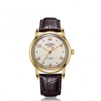 Rotary - Heritage, Leather Automatic Watch