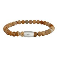Son of Noa - Picture Jasper Set, - Bracelet, Size 21CM