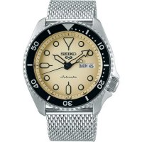 Seiko - 5 Sport, Stainless Steel - Automatic Watch, Size 42.5mm