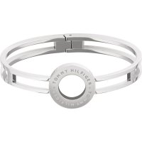 Tommy Hilfiger - Stainless Steel Circle Bangle