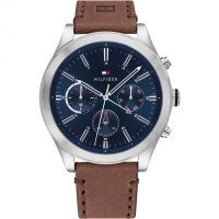 Tommy Hilfiger - Stainless Steel Chronograph Watch
