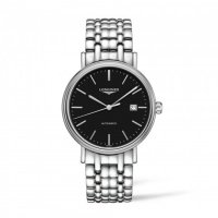 Longines - Flagship, Stainless Steel - Watch, Size 40mm