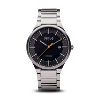 Bering - Solar, Stainless Steel Solar Watch