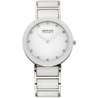 Bering - Ceramic, Stainless Steel Ceramic Watch