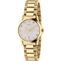 Gucci - Timepiece, Stainless Steel G-Timeless Watch - YA126576A