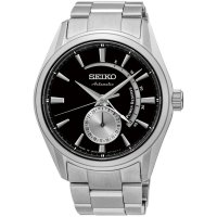 Seiko - Presage, Stainless Steel Automatic Watch - SSA305J1