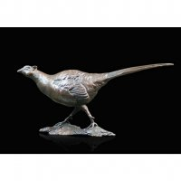 Richard Cooper - Pheasant, Bronze Ornament 840 - 840