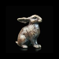 Richard Cooper - Bunny, Bronze Ornament - 2065