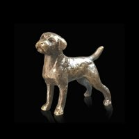 Richard Cooper - Border Terrier, Bronze Ornament - 2072