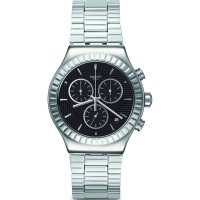 Swatch - Stainless Steel/Tungsten Watch
