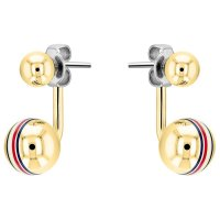 Tommy Hilfiger - Orb, Stainless Steel Earrings