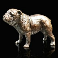 Richard Cooper - Bulldog, Bronze Ornament  2086 - 2086