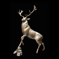 Richard Cooper - Stag, Bronze 988 - 988