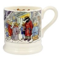 Emma Bridgewater - Winter Scene, 1/2 Pint Mug