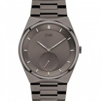 Storm - Men's, Voltor Titanium, Grey Ion-Plated Steel Watch