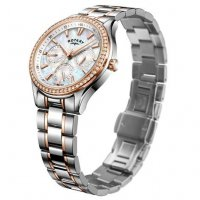 Rotary - Ladies Two Tone Hampstead Bracelet Watch