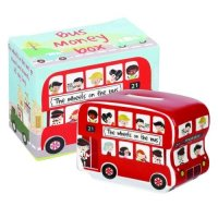 Churchill - The Wheels On The Bus, Bus Shaped Money Box