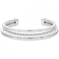 Tommy Hilfiger - Cubic Zirconia Set, Stainless Steel Bangle