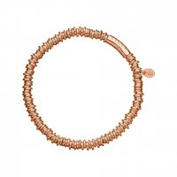 Links of London - Sweetie, Rose Gold Vermeil Bracelet, Size xs